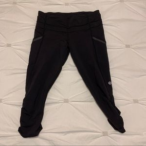 Lululemon running pants-Size 6